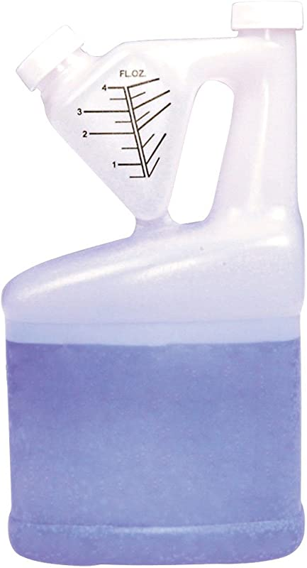 Tip N Measure Container Quart Size 32oz Up To 4oz Measuring Capacity