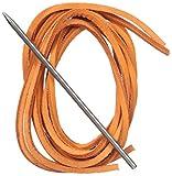Sperry Top-Sider Men's Leather Lace & Needle Kit Orange Peel Mule, Medium/One Size M US