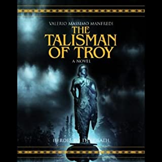 The Talisman of Troy audiobook cover art