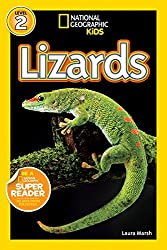 Lizards by Laura Marsh