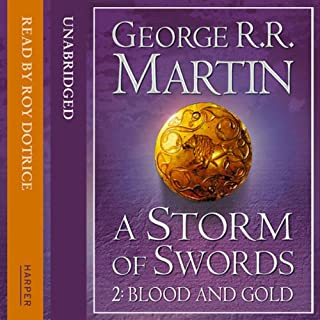 A Storm of Swords (Part Two) - Blood and Gold cover art