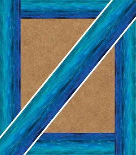 Carson Dellosa The World of Eric Carle Shades of Blue Borders (108065)