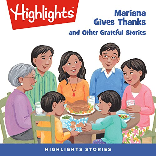 Mariana Gives Thanks and Other Grateful Stories copertina