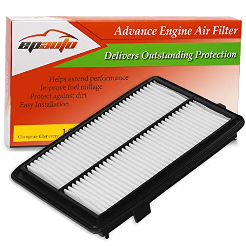 EPAuto GP413 (CA11413) Replacement for Acura Extra Guard Rigid Panel Air Filter for RDX (2013-2018)