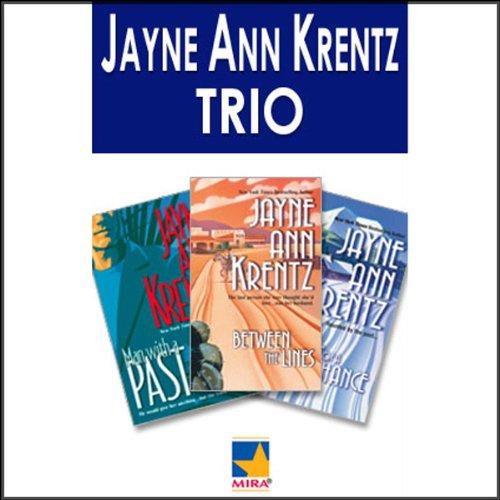 Jayne Ann Krentz Trio audiobook cover art