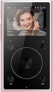 FiiO X1 High Resolution Lossless Music Player (2nd Generation) (Gold)