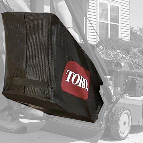 GENUINE OEM TORO PARTS - TORO BAG KIT FOR ALUMINUM DECK SUPER RECYCLERS 05 TO 07 MODELS 59302
