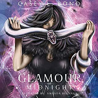 Glamour of Midnight audiobook cover art