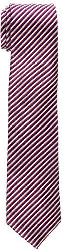 Roberto Verino 74300022013 Cravatta, Rosso, U Uomo