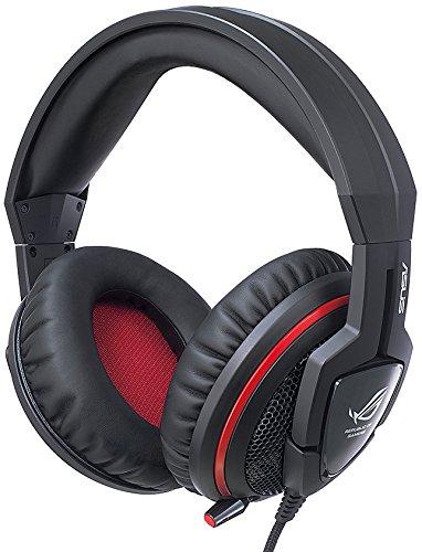 Asus ROG Orion Gaming Headset (50mm Neodym-Magnet-Treiber, versenkbares Mikrofon)