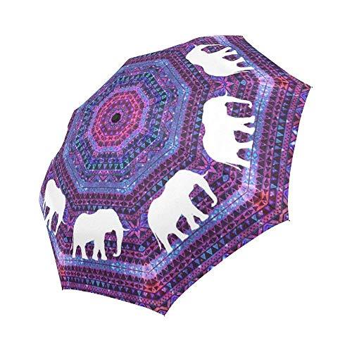 Tribal Elephant Umbrella