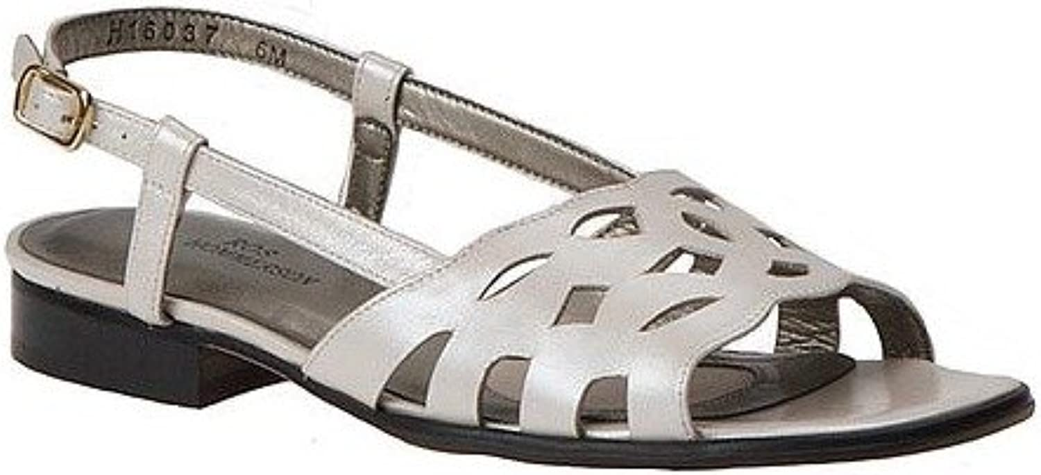 Mark Lemp Classics Womens Millie Open Toe Casual Strappy Sandals