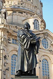 martin luther statue dresden