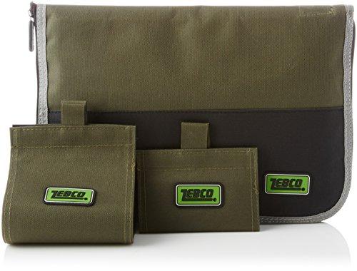 Zebco Rig Wallet Set Luggage/Rod Band - Multicoloured