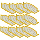 HNTYY 12 Filtros Fit for Irobot Fit for Roomba 510 Series 520 530...