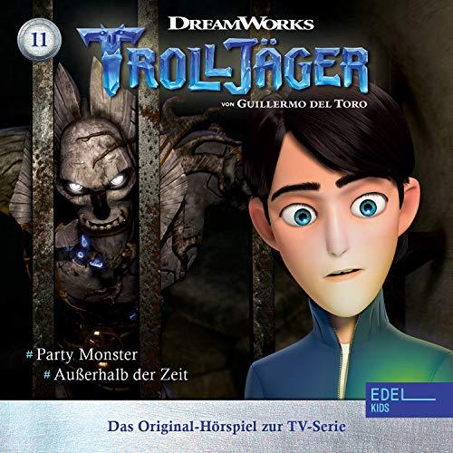 Party Monster / Außerhalb der Zeit. Das Original-Hörspiel zur TV-Serie Titelbild