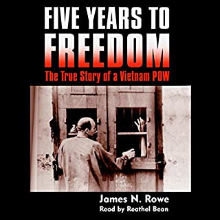Five Years to Freedom audiobook cover art