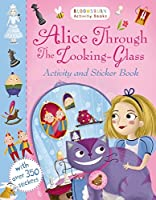 Alice Through the Looking Glass Activity and Sticker Book (Chameleons)