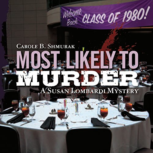 Most Likely to Murder: A Susan Lombardi Mystery audiobook cover art