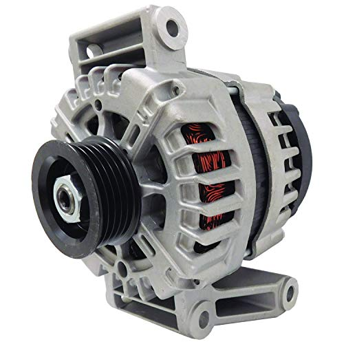 New Alternator Replacement For Chevrolet Chevy Cobalt 2.2L 2.4L 2008-2010, Malibu 2.4L 2008-2012, Pontiac G5 2.2L 2.4L 08-10, Saturn Aura Sky Vue 2.4L 2008-2010 15828450, 22762984