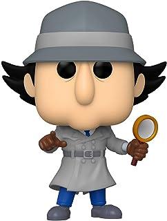 Funko Pop! Animación: Inspector Gadget - Inspector Gadget (los estilos pueden variar) Figura de vinilo
