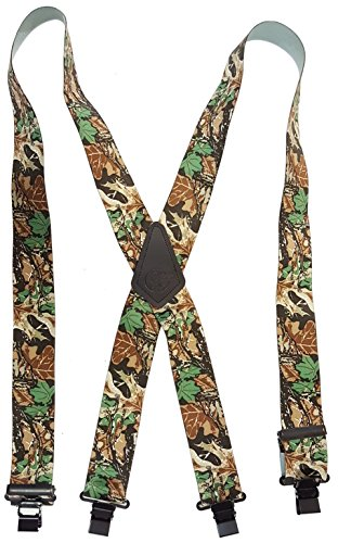USA MADE CUSTOM SUSPENDERS • 2″ WIDE • STRONG METAL CLIPS • BUY AMERICAN !