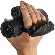 Ueasy waterproof 12x 50high power, rear view, side hand strap binoculars, sports, birds, outdoor, mini monocular telescope, monocular telescope with tripod
