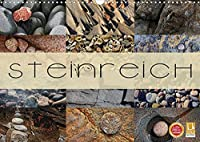 Steinreich (Wandkalender 2022 DIN A3 quer): Erleben Sie die Wunderwelt und den Facettenreichtum der Steine (Monatskalender, 14 Seiten )