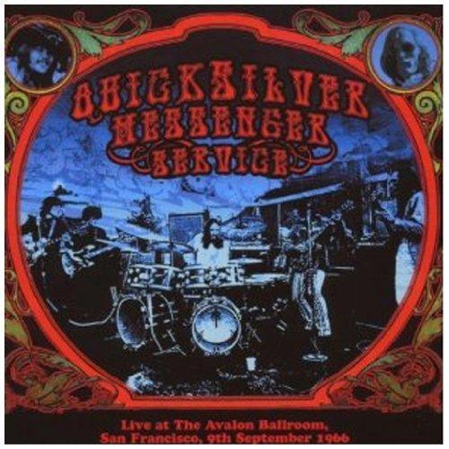 Live at the Avalon Ballroom, San Francisco 1966 by Quicksilver Messenger Service (2008-12-13)