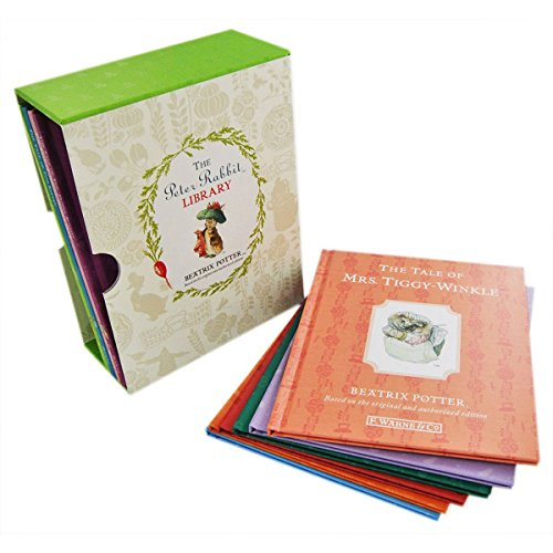 Beatrix Potter Peter Rabbit Library: Flopsy Bunnies/ Jemima Puddle-Duck/ Tom ...