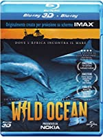 Wild Ocean (Blu-Ray+Blu-Ray 3D) [Italian Edition]