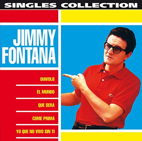 Singles Collection by Jimmy Fontana