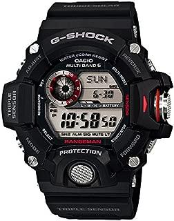G-Shock Black Rangeman Triple Sensor Digital Mens Watch GW9400-1D