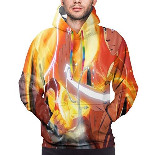 Avatar The Last Airbender/The Legend of Korra Men's 3D Printed Pattern Hoodie Sweater Long Sleeve Top Hooded Sweatshirts
