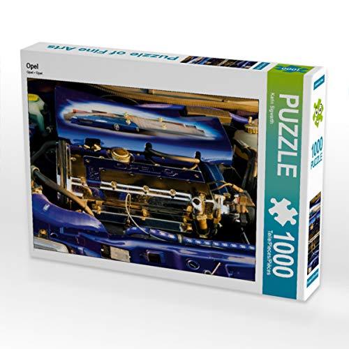 CALVENDO Puzzle Opel 1000 Teile Lege-Größe 64 x 48 cm Foto-Puzzle Bild von Karin Sigwarth