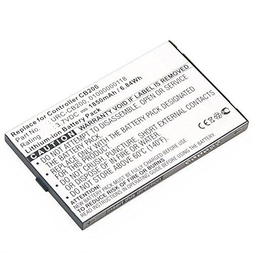 subtel® Batterie Premium Compatible avec Sonos CB200 Controller CR200 CB200WR1, URC-CB200 01000000118 MH28768 425060N 108098058018052 (1850mAh) Batterie de Rechange, Accu Remplacement