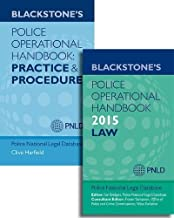 Blackstone's Police Operational Handbook 2015: Law & Practice and Procedure Pack (2014-09-18)