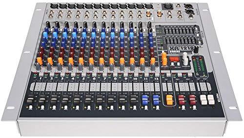 Peavey XR1200 Mischpult, 12 Kanäle, 1200 W, Audio Visual