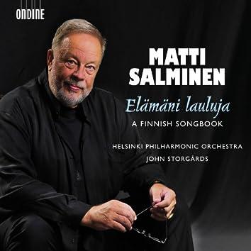Vocal Recital: Salminen, Matti - Merikanto, O. / Sibelius, J. / Madetoja, L. / Kilpinen, Y. / Turunen, M. / Luolajan-Mikkola, V. / Kuula, T.