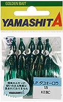 ヤマシタ(YAMASHITA) タコベイト LP タコ・オーロラ 1.5号 45mm KE8C ルアー