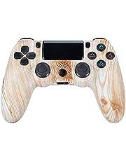 PS4 Joystick Controller, PS4 Wireless Controller Playstation 4 Gaming Joystick Bluetooth Gamepad Controller con Doppia Vibrazione e 6-Axis Gyro Sensor - Cielo Stellato Classico