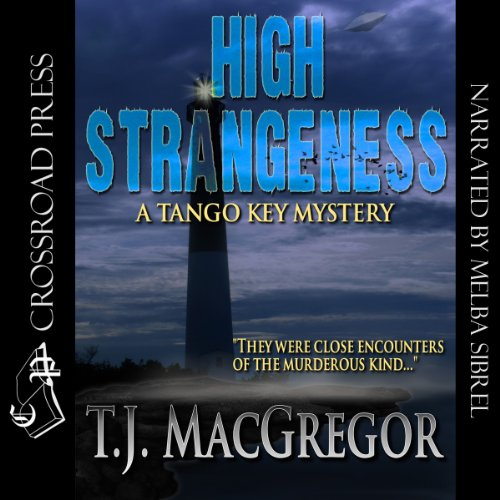 High Strangeness audiobook cover art