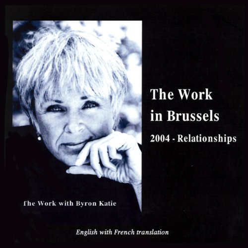 The Work in Brussels audiobook cover art