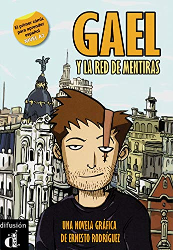 Gael y la red de mentira: Comic A2