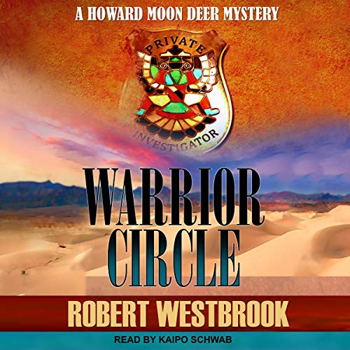 Warrior Circle audiobook cover art