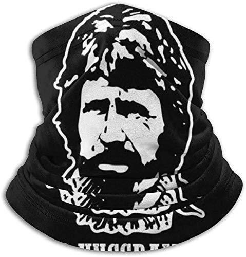 Hayfoot Chuck Norris kann eine Ei-Gesichtsmaske Bandanas für Staub, im Freien, Festivals, Sport entschlüsseln