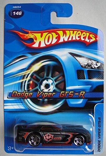 Hot Wheels Dodge Viper GTS-R #146 1:64