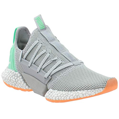 PUMA Womens Hybrid Rocket Runner Running Shoes Running Casual Shoes, Grey, 8.5
