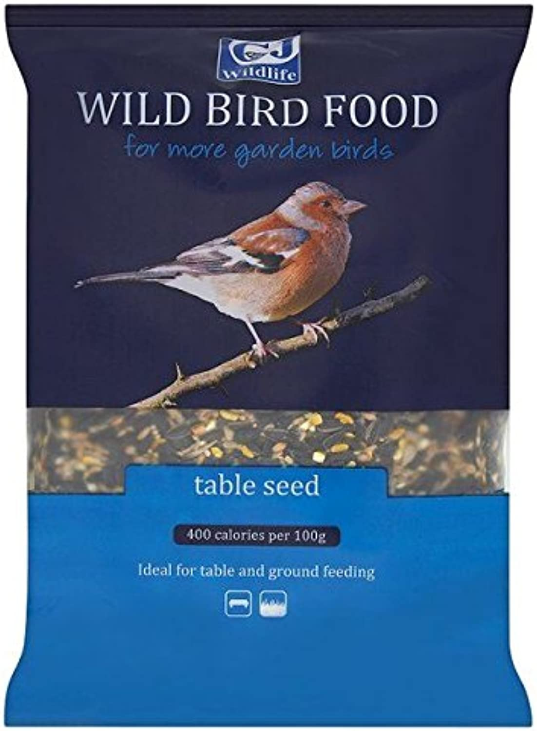 CJ Wildlife Table Seed 6Ltr 3.5kg (PACK OF 6)