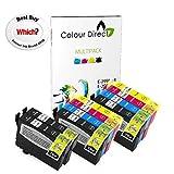 Colour Direct - 10 Compatible cartouches d'encre - 29XL Remplacement Pour Epson Expression Home XP-235 XP-245 XP-247 XP-255 XP-257...